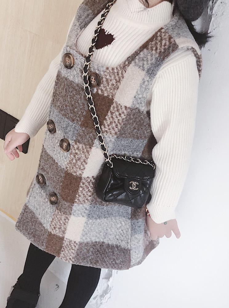 Plus Naoで購入した韓国子供服のワンピース